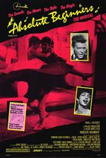 Affiche Absolute Beginners