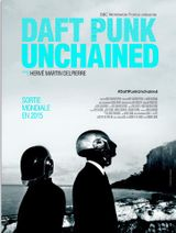 Affiche Daft Punk Unchained
