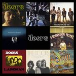 Pochette The Complete Doors Studio Albums