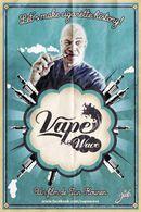 Affiche Vape Wave