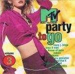 Pochette MTV Party to Go, Volume 3