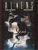 Couverture Aliens, tome 2