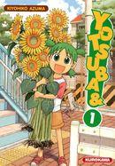 Couverture Yotsuba&, tome 1