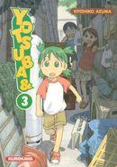 Couverture Yotsuba&, tome 3