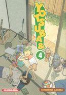 Couverture Yotsuba&, tome 4