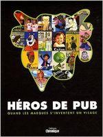 Couverture Héros de pub