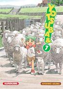 Couverture Yotsuba&, tome 7
