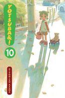 Couverture Yotsuba&, tome 10