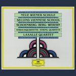 Pochette Neue Wiener Schule: Die Streichquartette