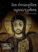 Couverture Les évangiles apocryphes
