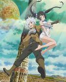 Affiche Dungeon ni Deai o Motomeru no wa Machigatte Iru Darouka: Familia Myth