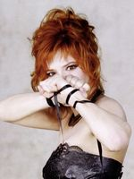 Photo Mylène Farmer