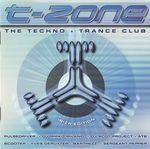 Pochette T-Zone: The Techno + Trance Club