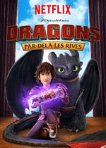 Affiche Dragons : Par-delà les rives