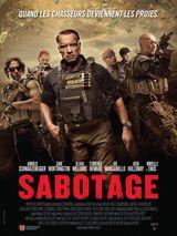 Affiche Sabotage