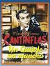 Affiche Cantinflas: Un Quijote sin mancha