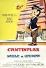 Affiche Cantinflas: Conserje en condominio