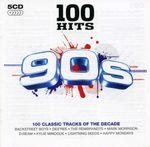 Pochette 100 Hits: 90s