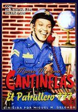 Affiche Cantinflas: El patrullero 777