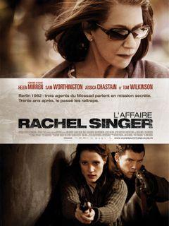 Affiche L'Affaire Rachel Singer