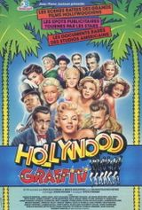 Affiche Hollywood Graffiti