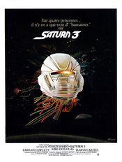 Affiche Saturn 3