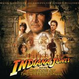 Pochette Indiana Jones and the Kingdom of the Crystal Skull (OST)
