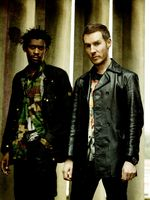 Logo Massive Attack
