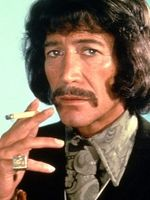 Photo Peter Wyngarde