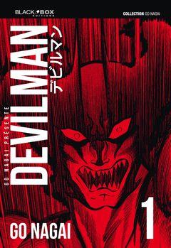 Couverture Devilman