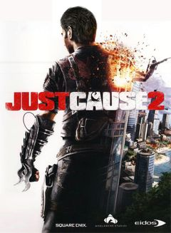 Jaquette Just Cause 2