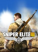 Jaquette Sniper Elite III