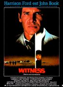 Affiche Witness : Témoin sous surveillance