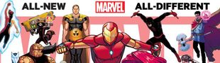 Cover Marvel All-New, All-Different