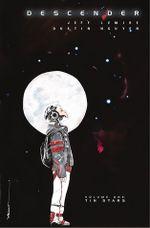 Couverture Descender Volume 1: Tin Stars