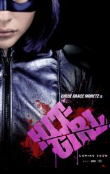 Affiche Hit-Girl