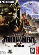 Jaquette Unreal Tournament 2004