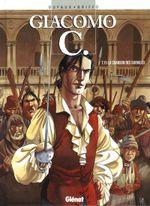 Couverture La Chanson des guenilles - Giacomo C., tome 15
