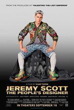 Affiche Jeremy Scott: The People's Designer