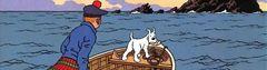 Cover Les meilleures BD Tintin