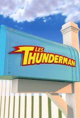 Affiche Les Thunderman