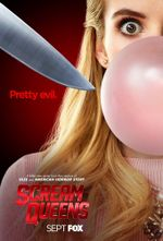 Affiche Scream Queens
