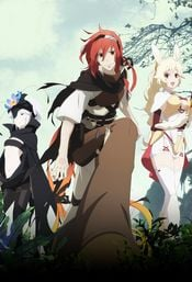 Affiche Rokka: Braves of the Six Flowers