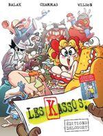 Couverture Les Kassos, tome 1