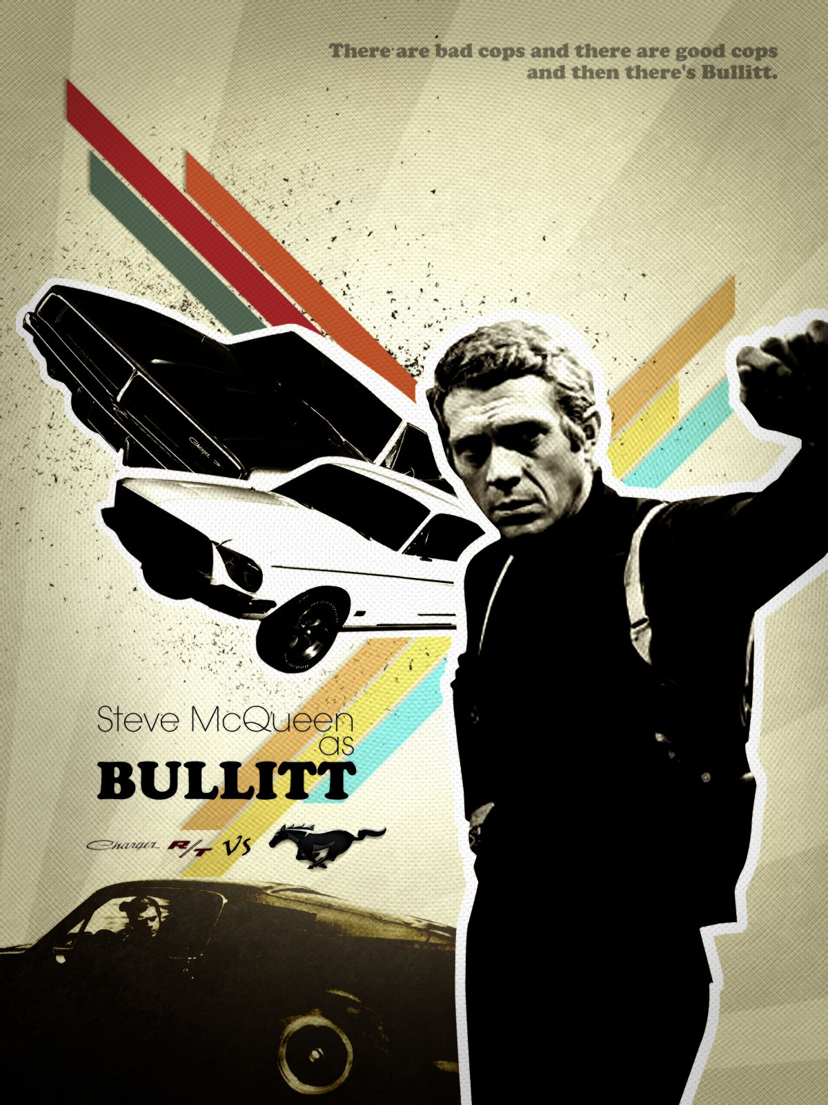 affiches posters et images de bullitt 1968 senscritique. Black Bedroom Furniture Sets. Home Design Ideas