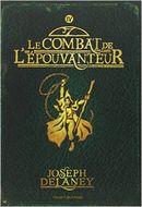 Couverture Le Combat de l'Epouvanteur - L'Epouvanteur, tome 4