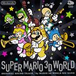 Pochette Super Mario 3D World Original Soundtrack (OST)