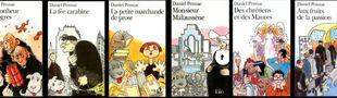 Cover LA SAGA MALAUSSÈNE : LA SAGA LA PLUS BARRÉE DU ROMAN FRANÇAIS (SIGNÉE PENNAC)