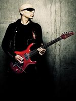 Photo Joe Satriani
