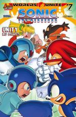 Couverture Sonic the Hedgehog #274